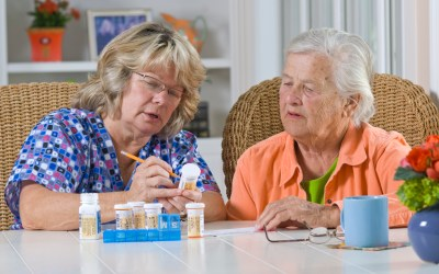 MANAGING YOUR LOVED ONES MEDICATIONS AT HOME