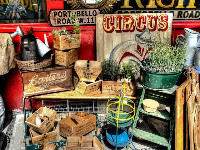 Estate sales to declutter your home