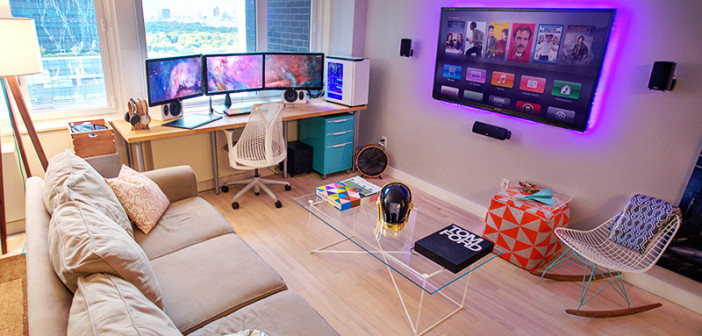 47 Epic Video Game Room Decoration Ideas For 2019