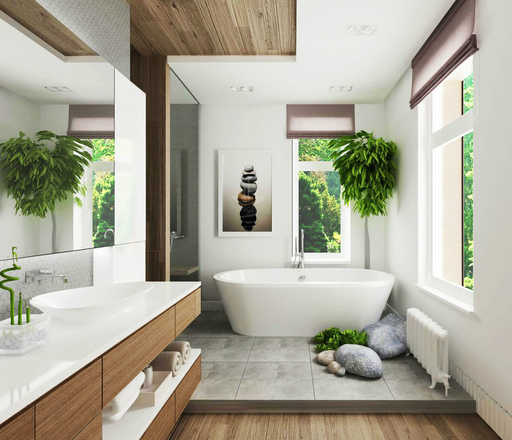 Best Kitchen Gallery: 50 Best Bathroom Design Ideas For 2018 of Best Bathroom Designs  on rachelxblog.com