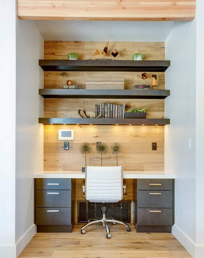 50 Best Home Office Ideas and Designs for 2018 All Natural Nook
