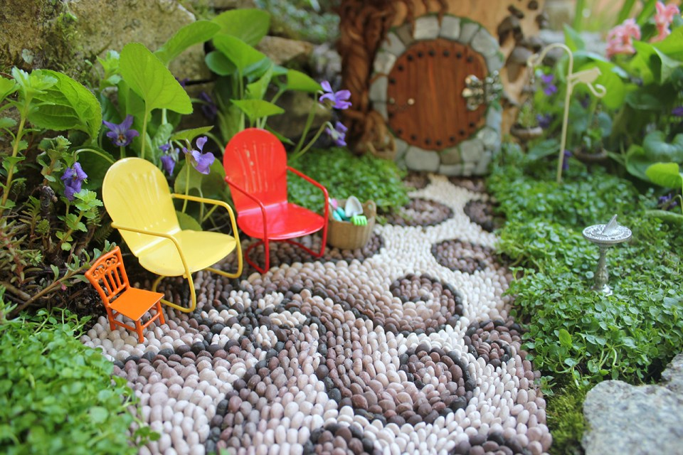 Fairy Garden Ideas: Follow me miniature garden ideas