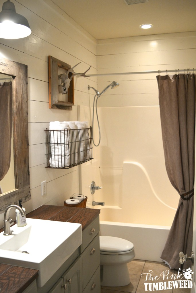 50 Best Rustic Bathroom Design And Decor Ideas For 2020