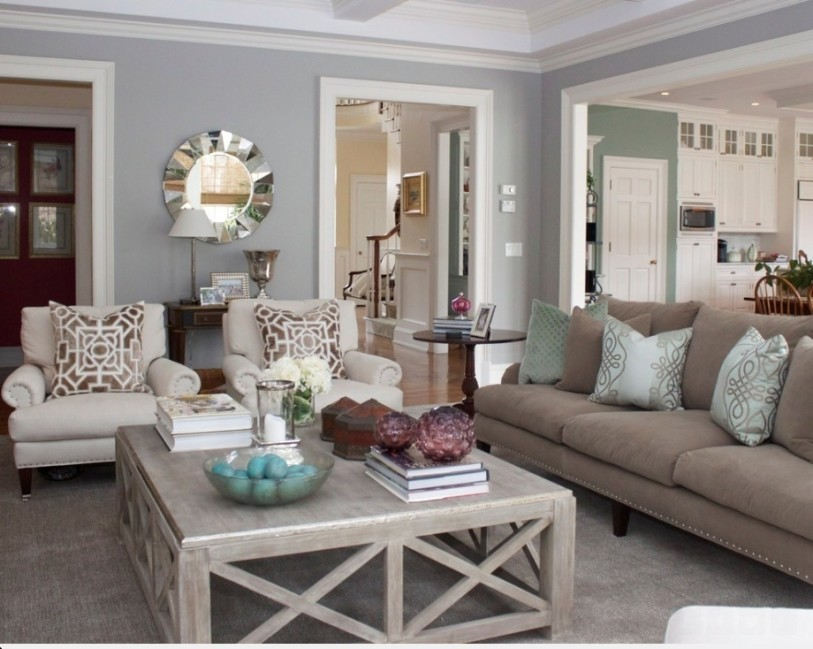 27 Best Rustic Chic Living Room Ideas And Designs For 2017 Part 61