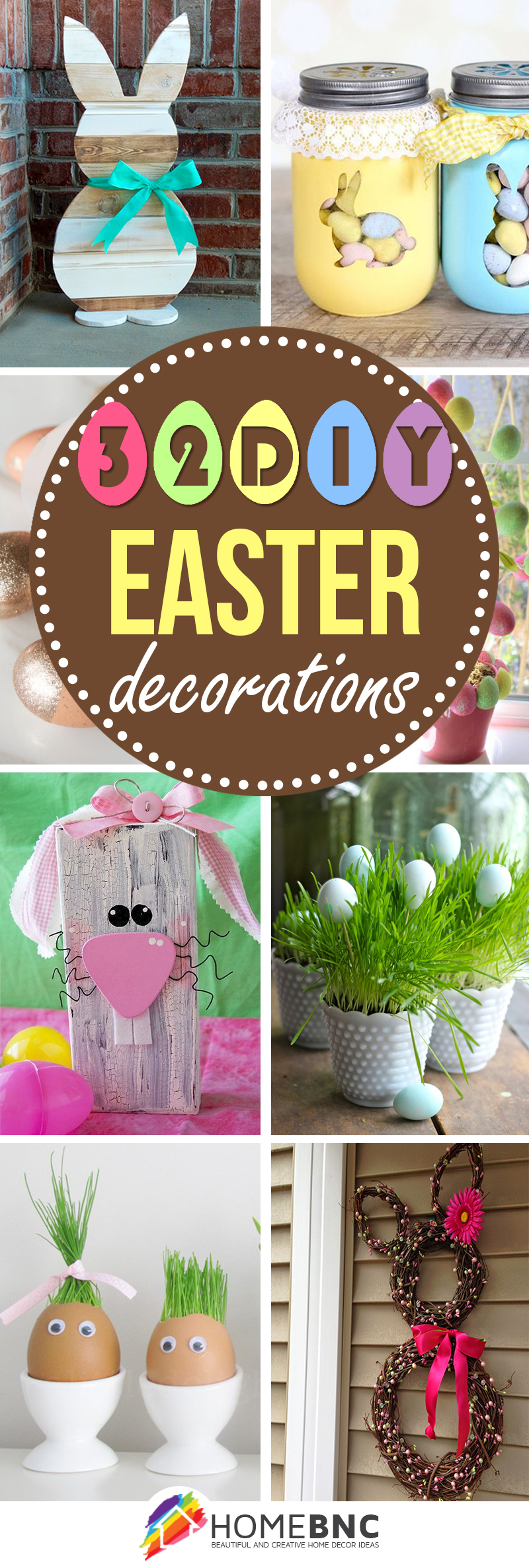 Diy Easter Decoration Ideas