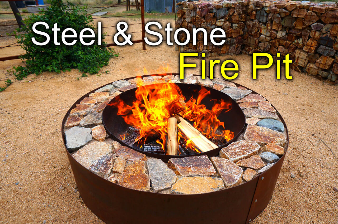27 Best Diy Firepit Ideas And Designs For