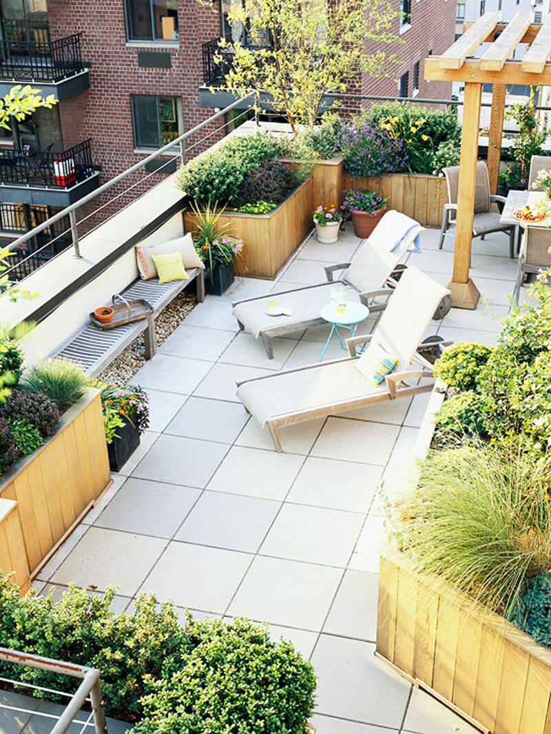 Best 43 Inspiration Impressive Planter Box Ideas For Small Backyards And Patios