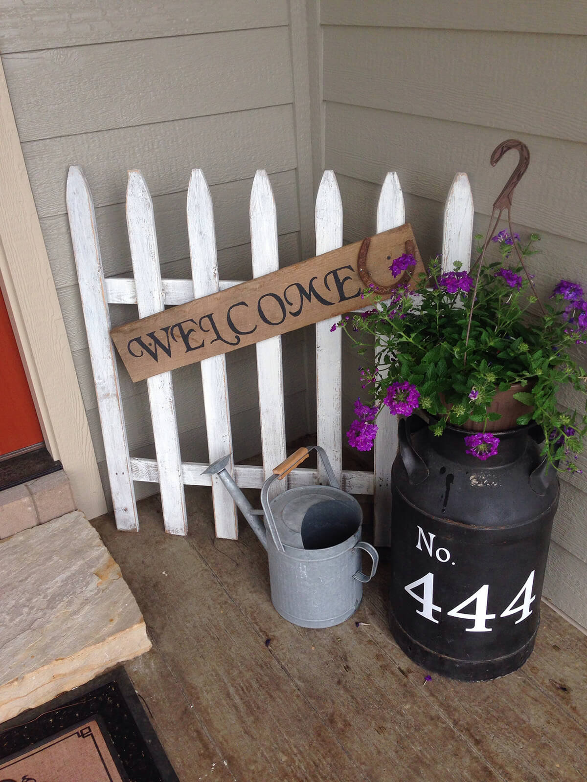 15 Amazing DIY Welcome Signs For Your Front Porch Style Motivation