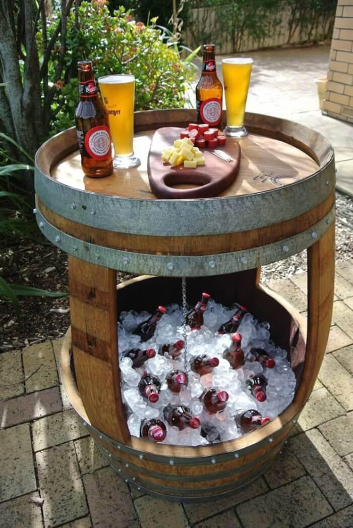 38 best reusing old wine barrel ideas