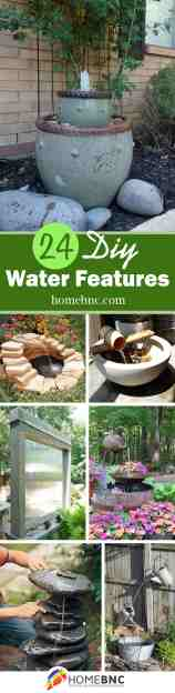 24 Best Diy Water Feature Ideas And Designs For 2020