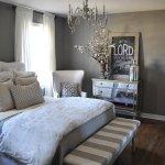 Bedroom Ideas Grey Bed Frame