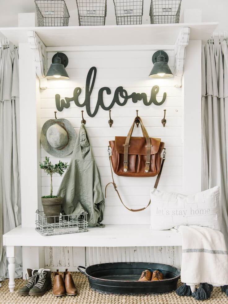 27 Best Rustic Shiplap Decor Ideas And Designs For 2019