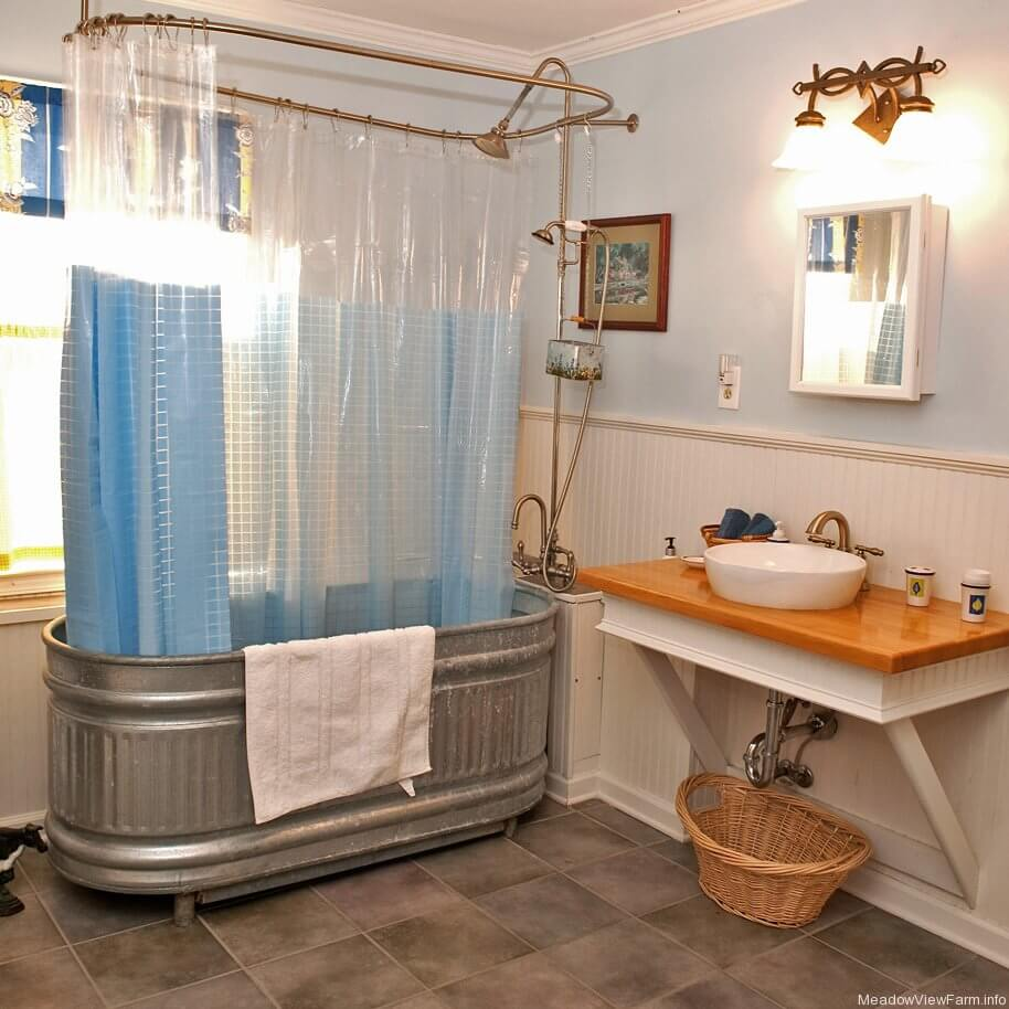 27 Best Galvanized Tub And Bucket Ideas And Designs For 2019