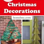 50 Best Christmas Diy Outdoor Decor Ideas And Designs For 2021