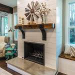 28 Best Farmhouse Mantel Decor Ideas And Designs For 2021