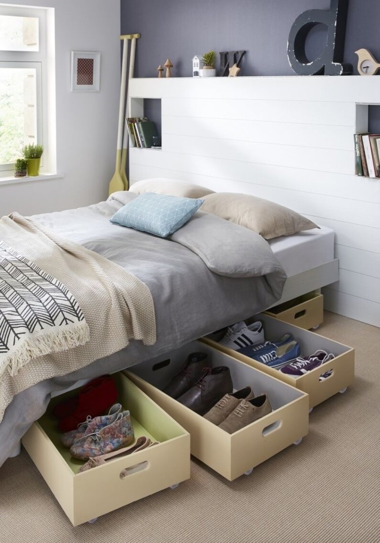 38 Best Bedroom Organization Ideas And Projects For 2021