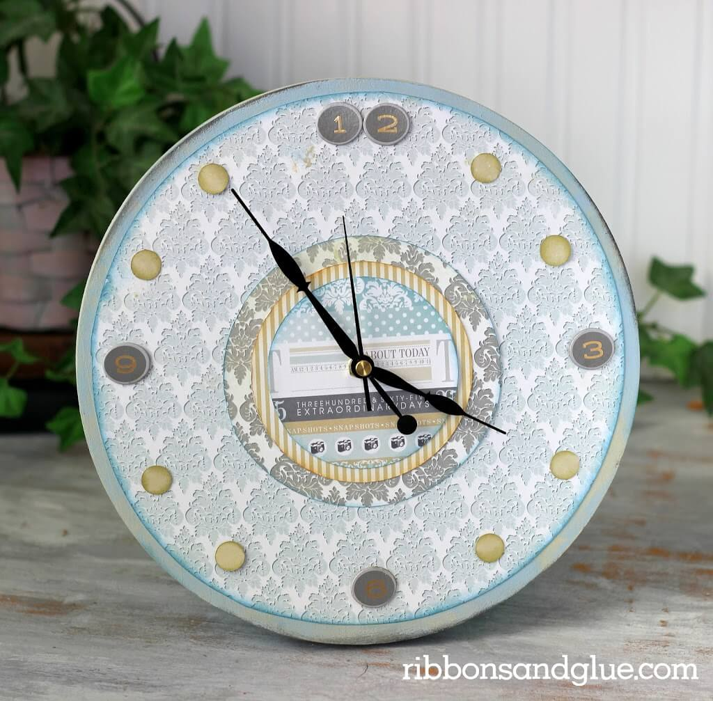 29 Best DIY Wall Clock Ideas And Designs For 2019