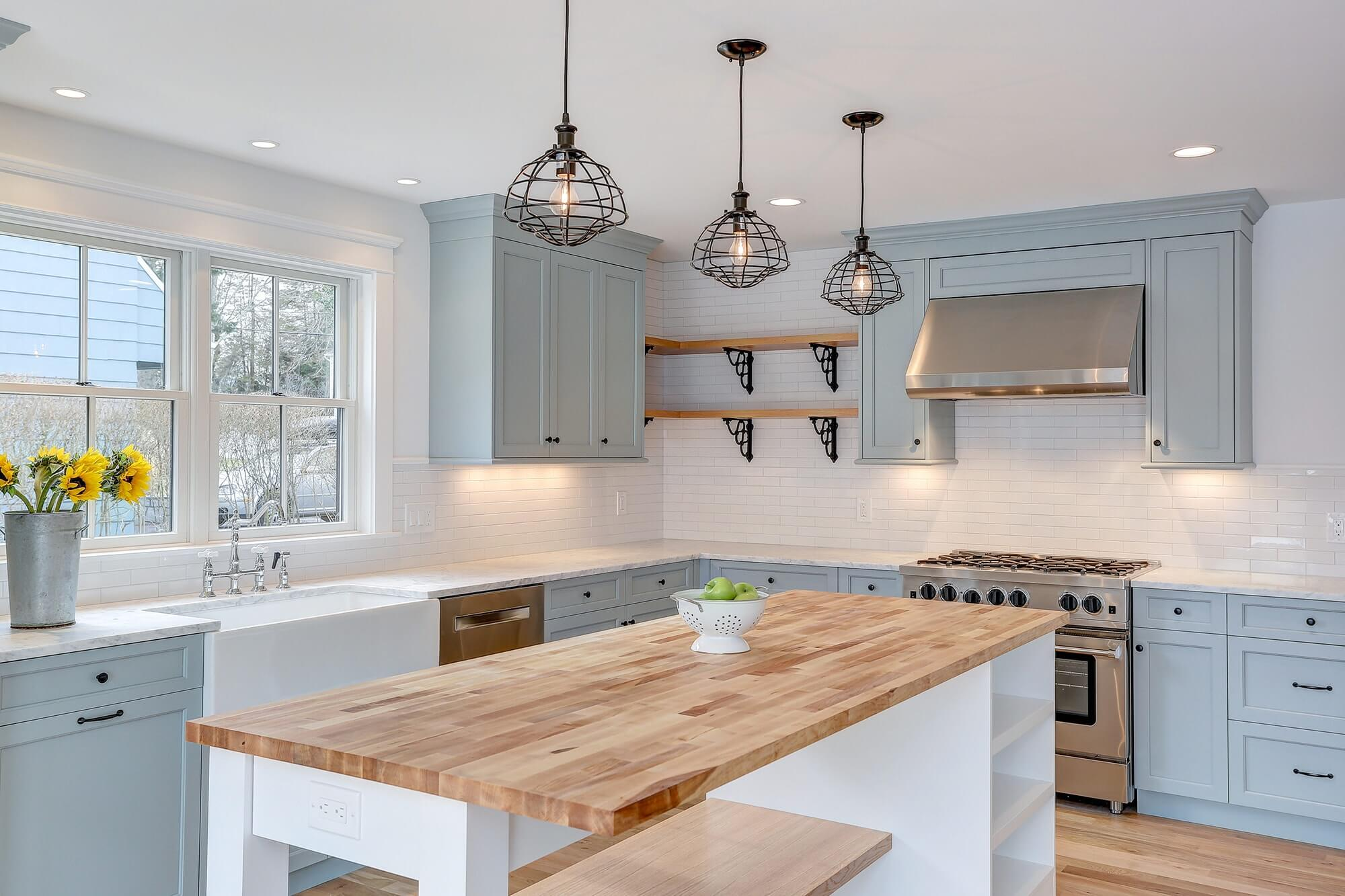 35 Best Farmhouse Kitchen Cabinet Ideas And Designs For