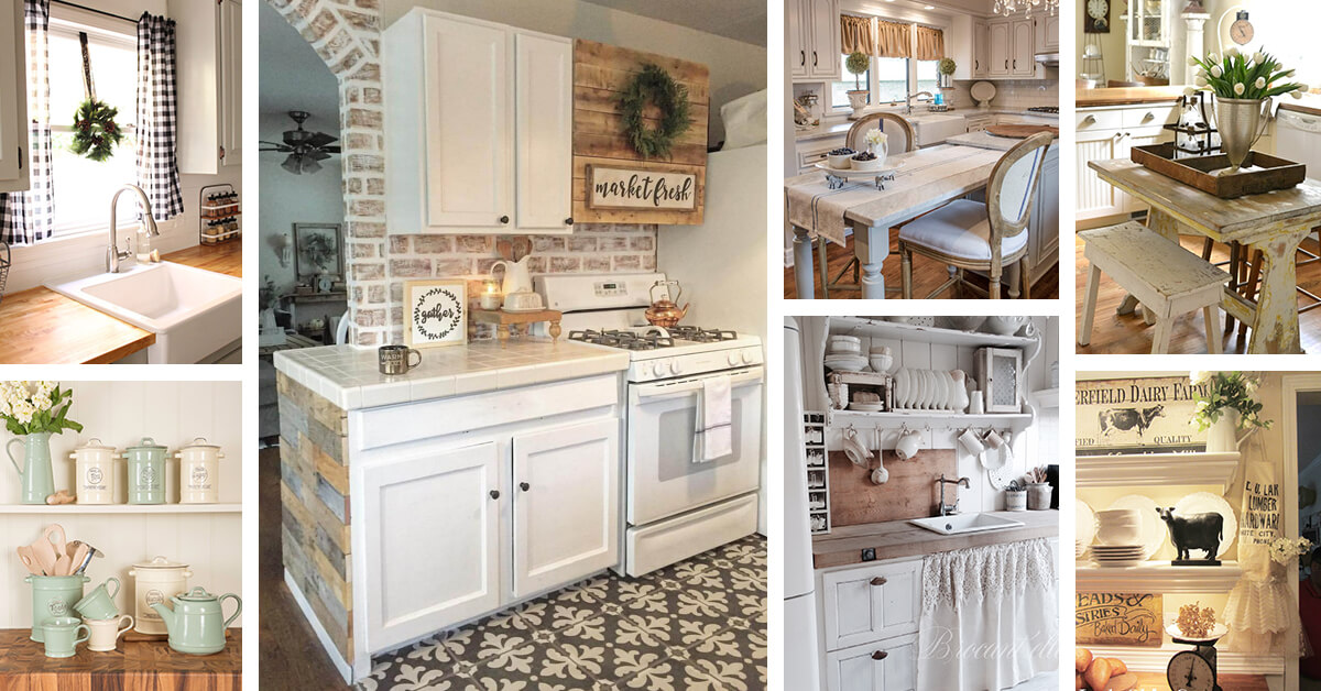Country Cottage Kitchen Ideas