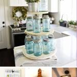 35 Best Diy Farmhouse Kitchen Decor Projects And Ideas For 2019