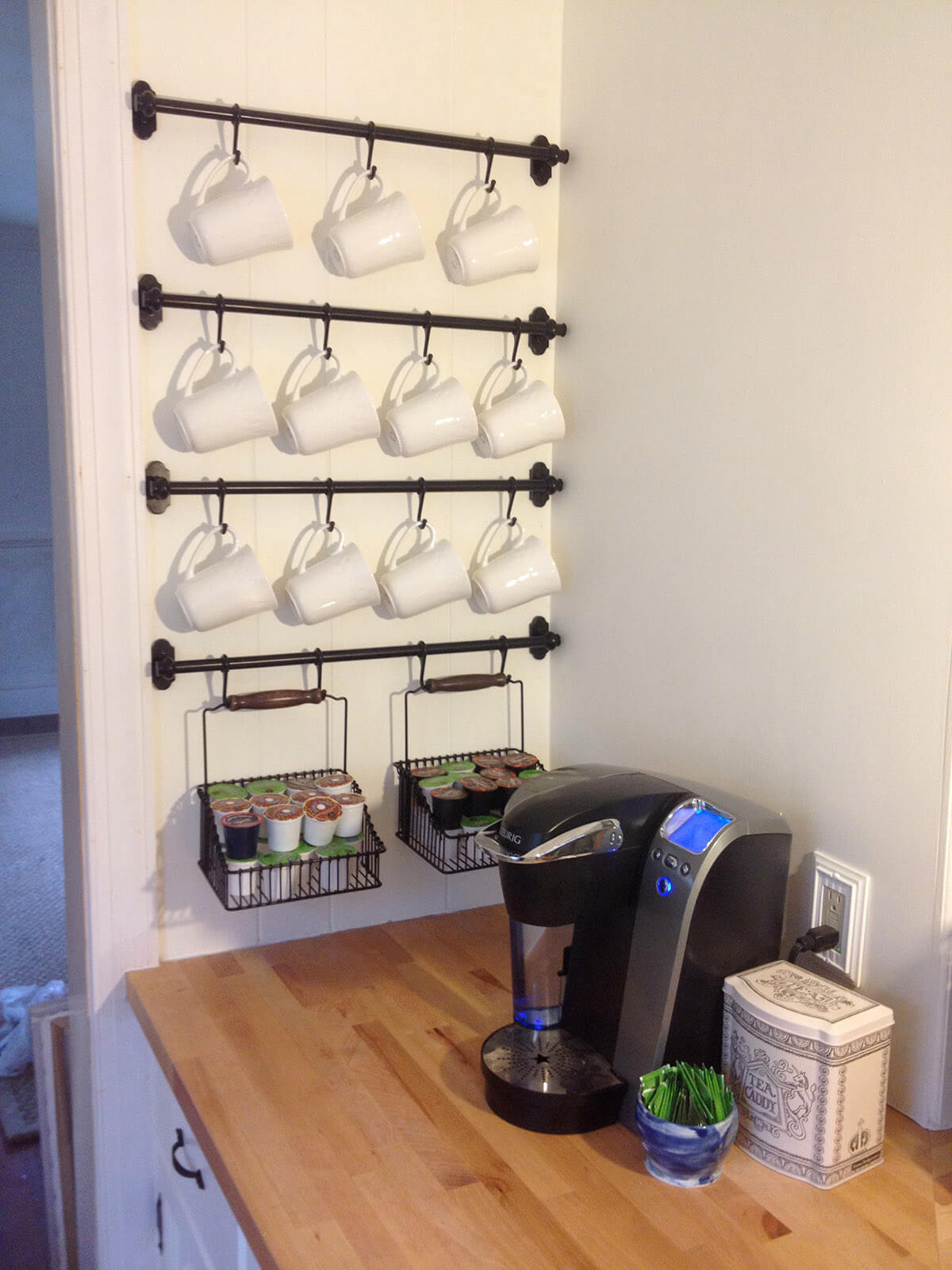 26 best diy coffee mug holder ideas and