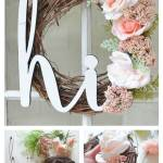 33 Best Summer Wreath Ideas And Designs For 2021