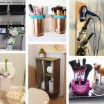 42 Best Diy Bathroom Storage And Organizing Ideas For 2021