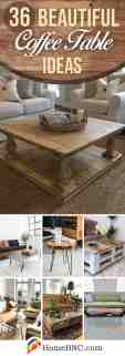 36 Best Coffee Table Ideas And Designs For 2020