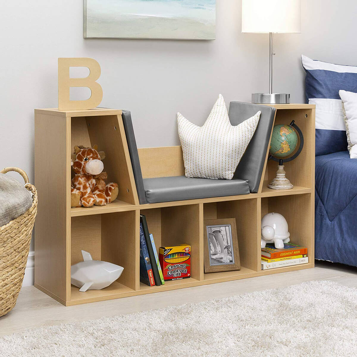 30 Best Toy Storage Ideas And Designs For 2019