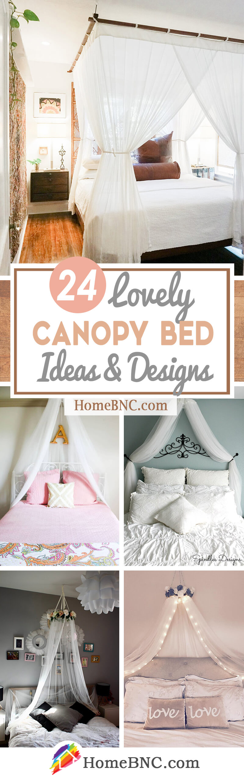 24 best canopy bed ideas and designs