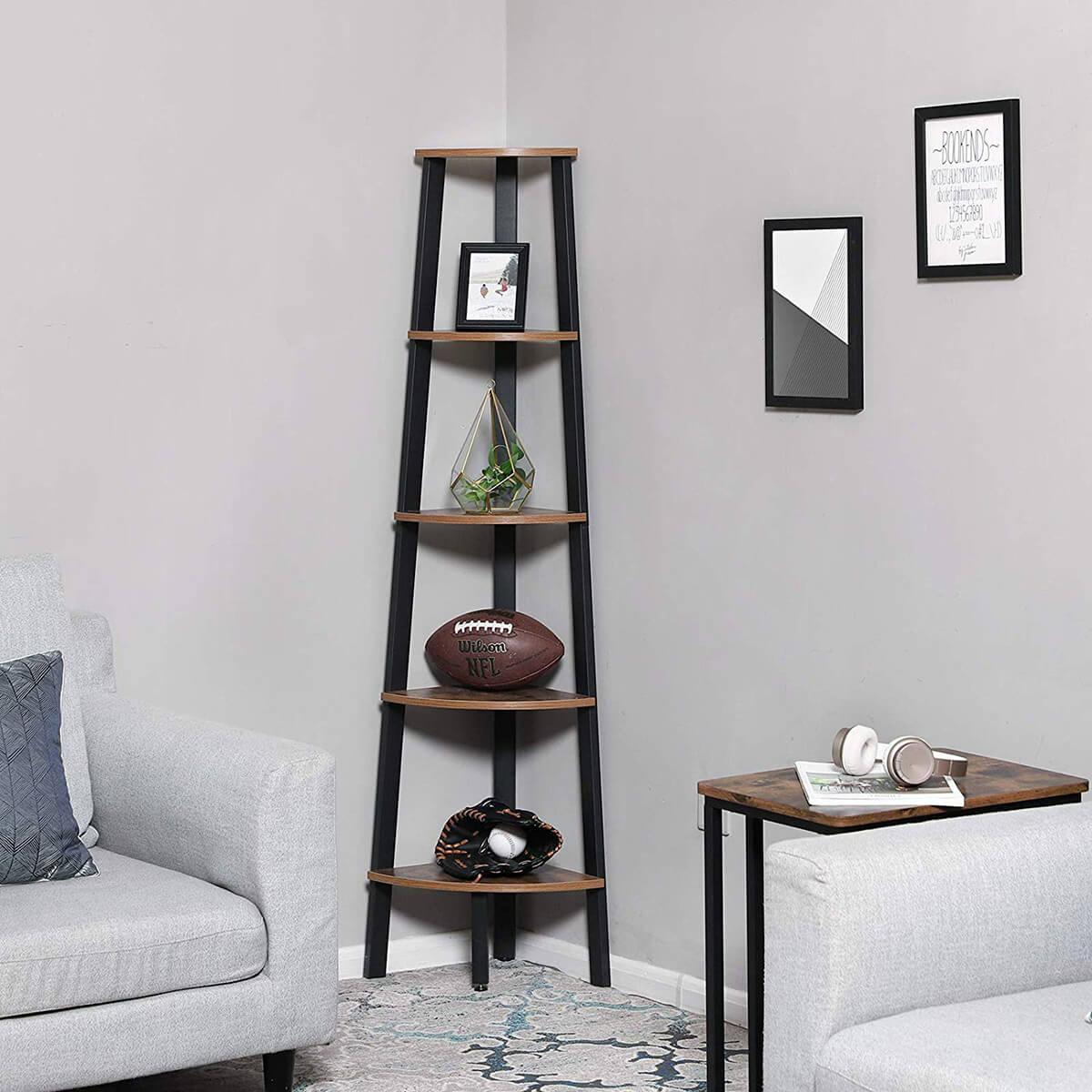 26 Best Corner Shelf Ideas And Designs For 2019