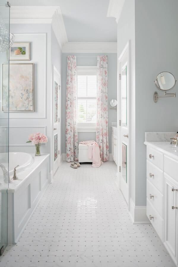18 Best Bathroom Flooring Ideas And Designs For 2020