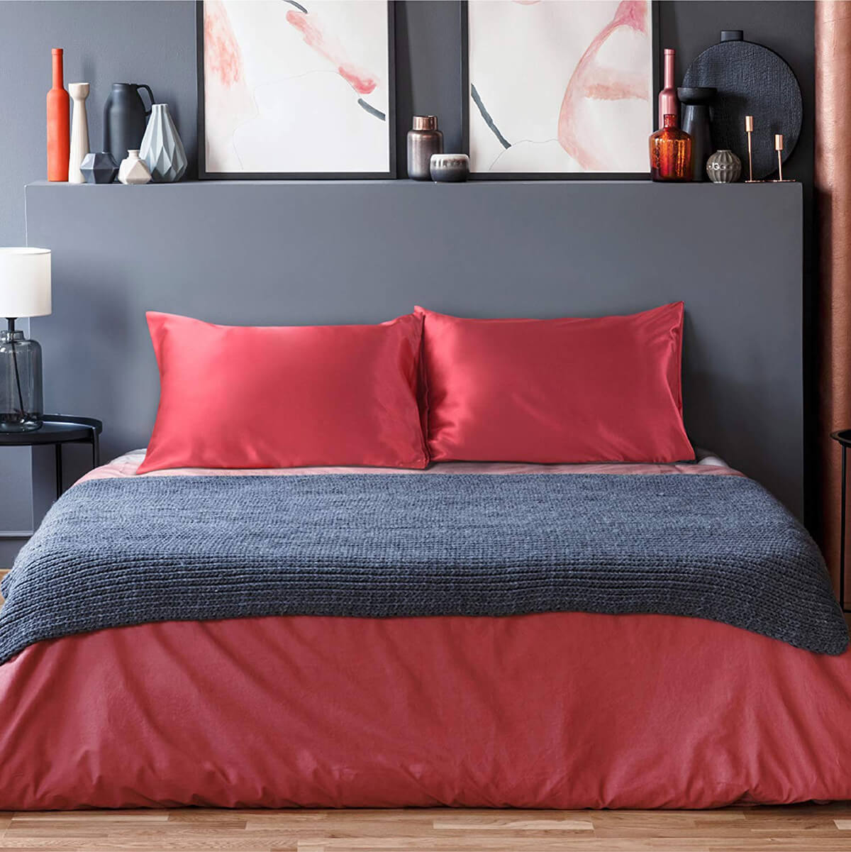 silk pillowcase ideas and designs