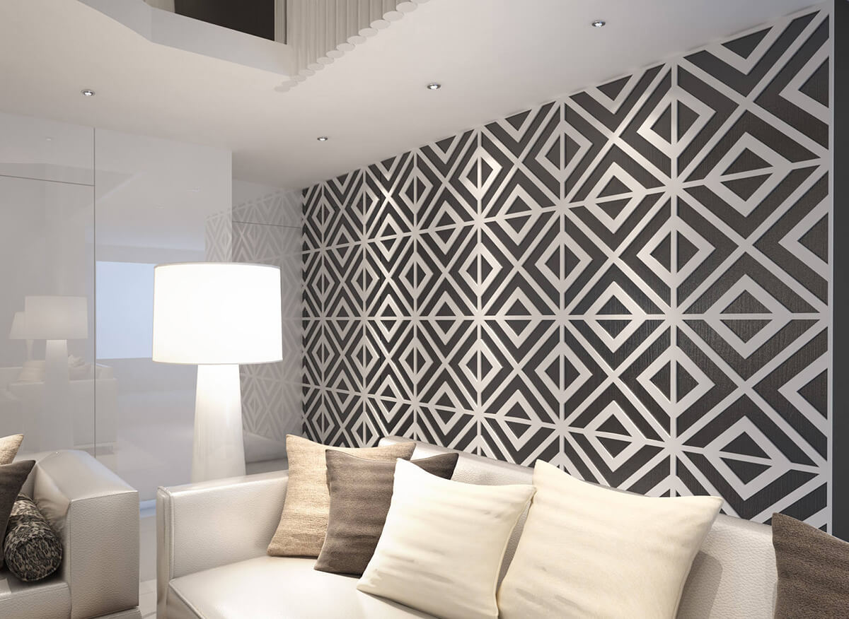 12 Best Living Room Accent Wall Design Ideas For 2019