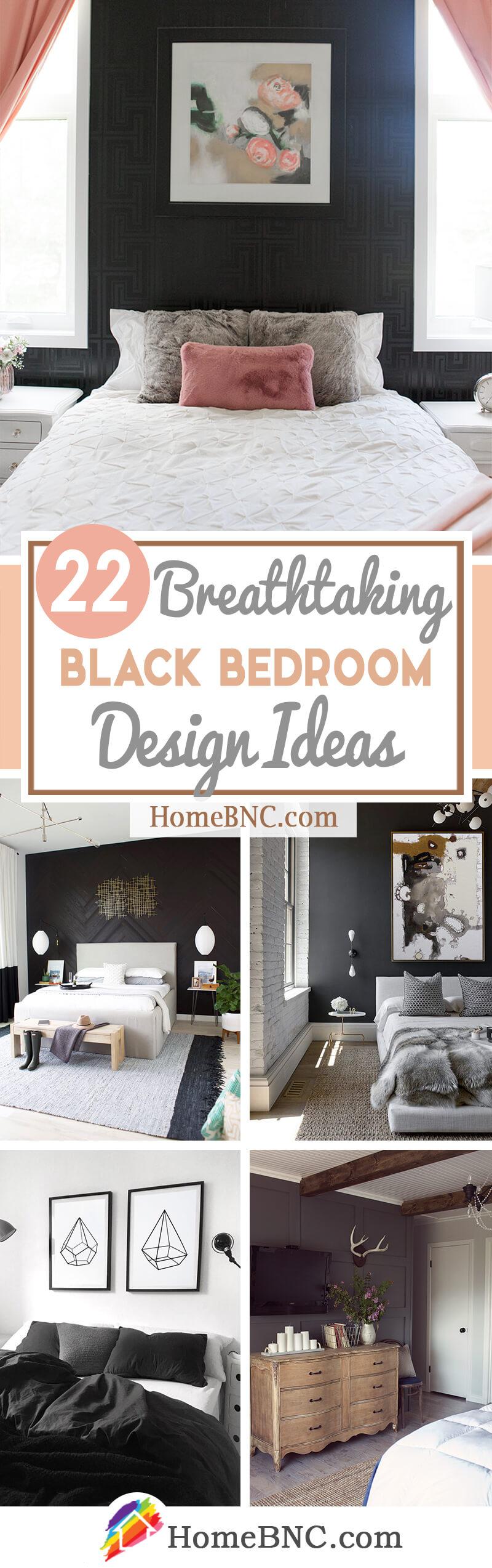 22 best black bedroom ideas and designs