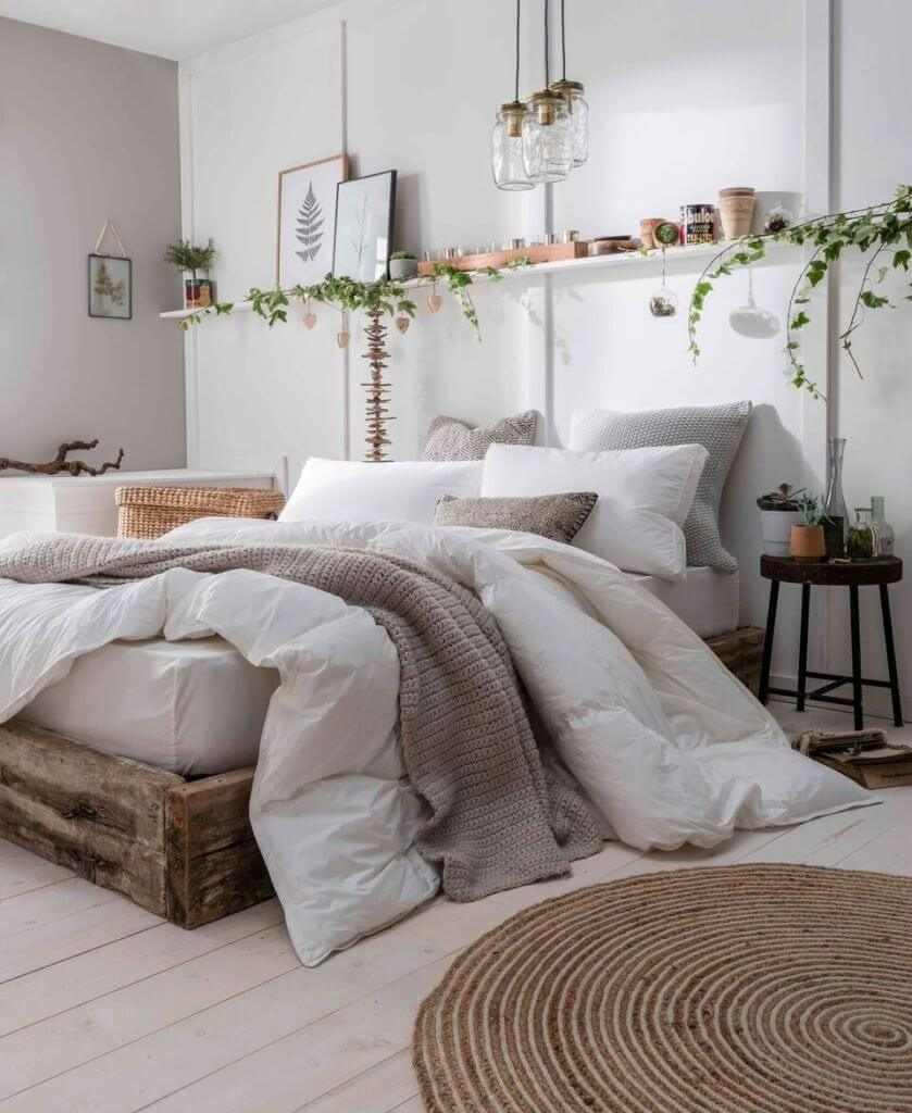 natural home decor ideas for every room