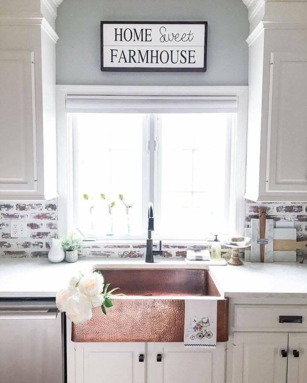 farmhouse kitchen backsplash ideas