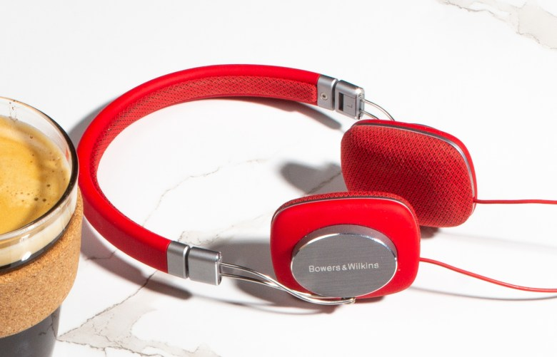 Bowers and Wilkins P3 Headphoens