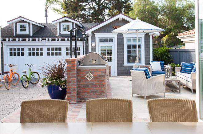 Coronado Island Beach House With Coastal Interiors