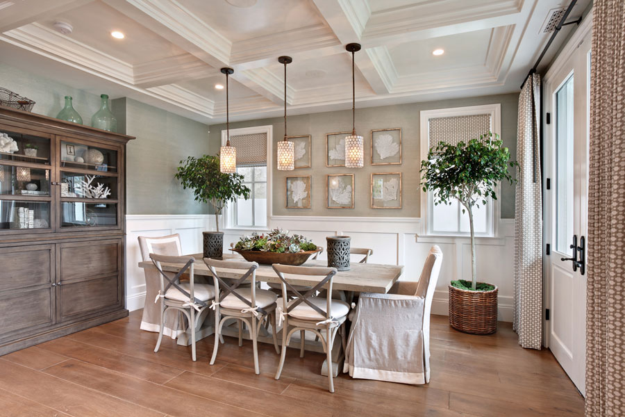 Coastal Home With Neutral Interiors