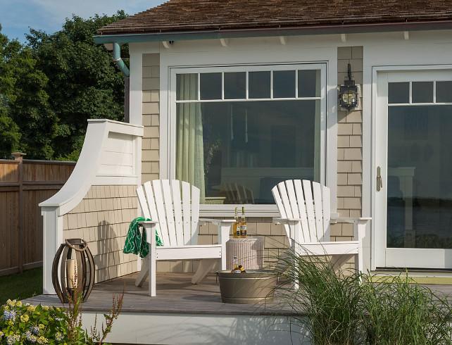 Small Beach Cottage With Inspiring Coastal Interiors