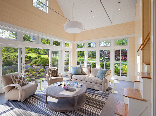 Southern Home With Neutral Interiors