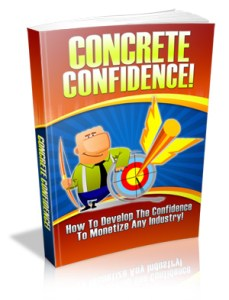 Concrete Confidence Cover