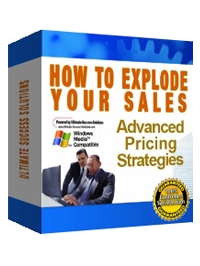Explode Your Sales Cover