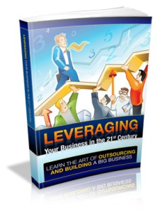 Leveraging Your Business for Success Cover