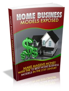 Home Business Models Cover