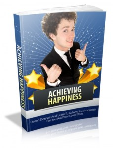 How to Achieve Happiness Cover