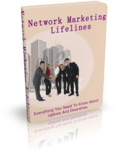 Network Marketing Lifelines Cover