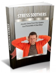 Stress Soothers Cover