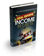 Real Estate Income Secrets Cover